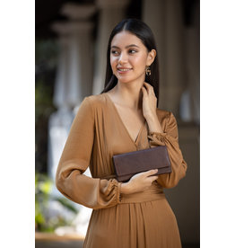Myra Bags S-2174 Exquisite Leather Wallet