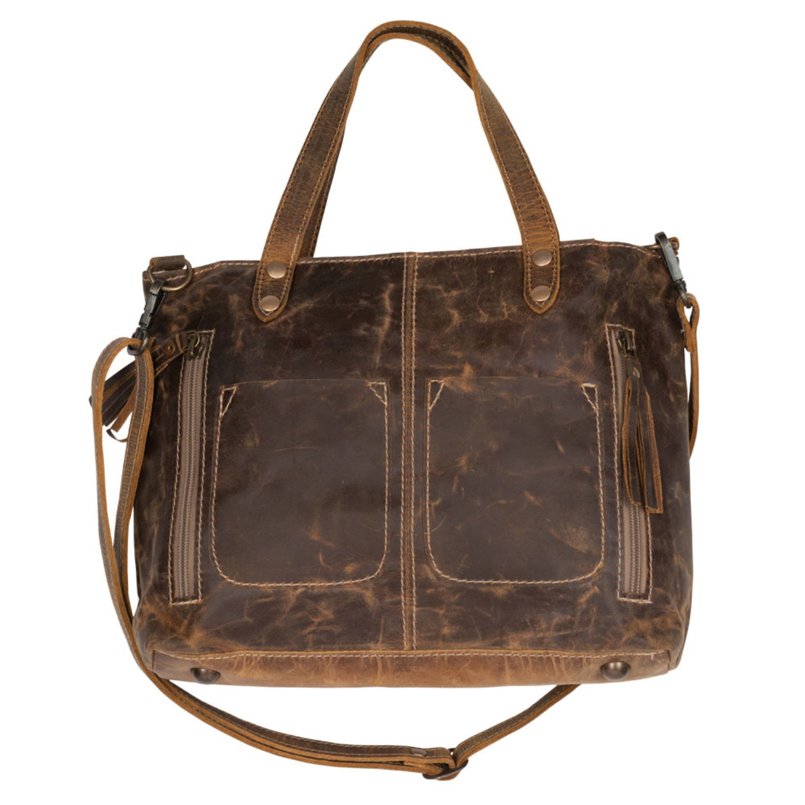 Myra Bags S-2137 Ultimate Choice Leather Bag