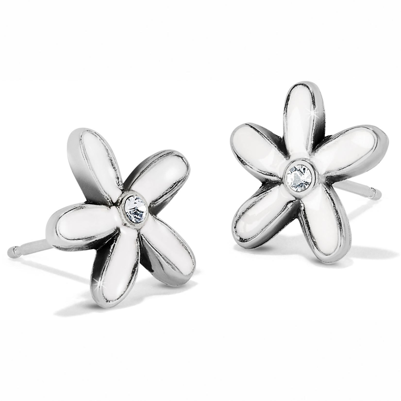 Brighton J22343 Fashionista Love Bouquet Mini Post Earrings