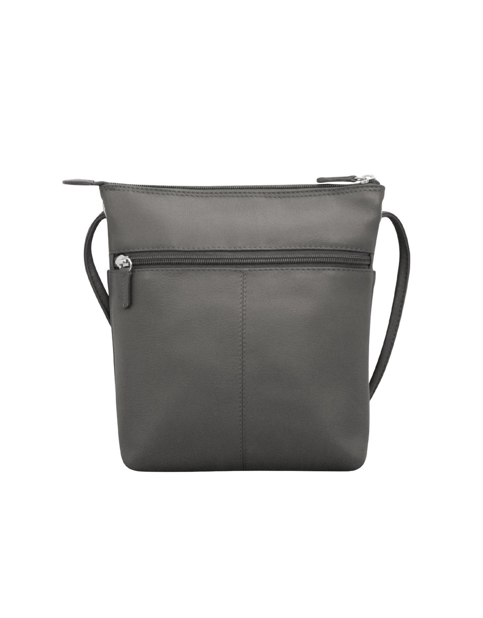Leather Handbags and Accessories 6661 Yellow - Midi Sac