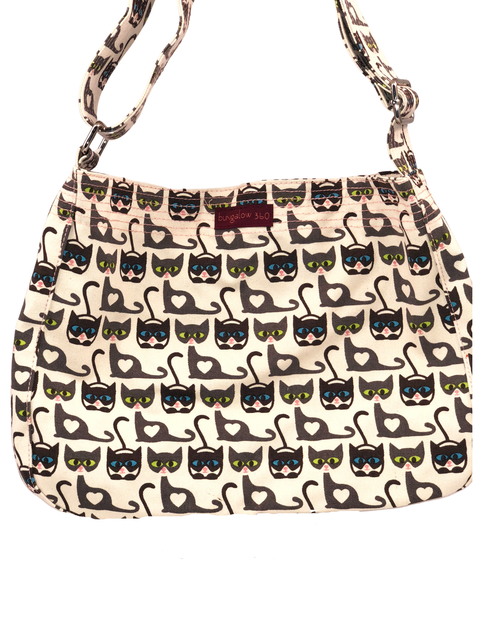 Bungalow 360 Messenger Bag Cat