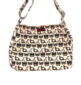 Bungalow 360 Messenger Bag - Cat