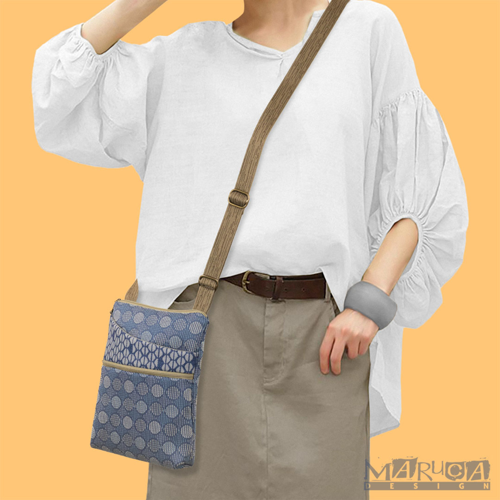 Maruca Pocket Bag SS21 Parasol Orange