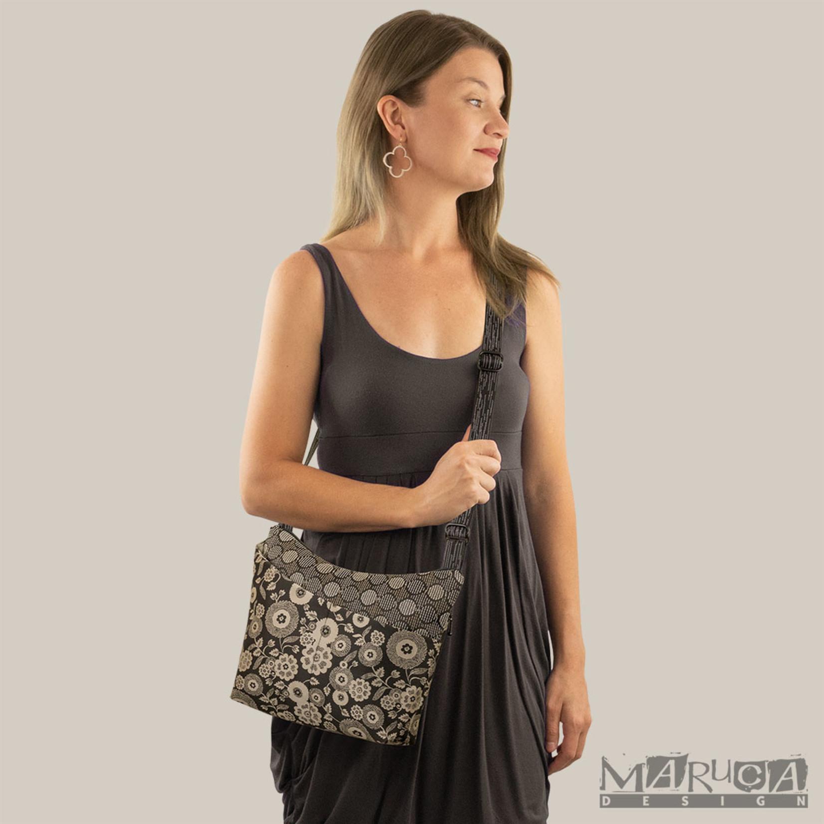 Maruca Cottage Bag SS21 Parasol Black
