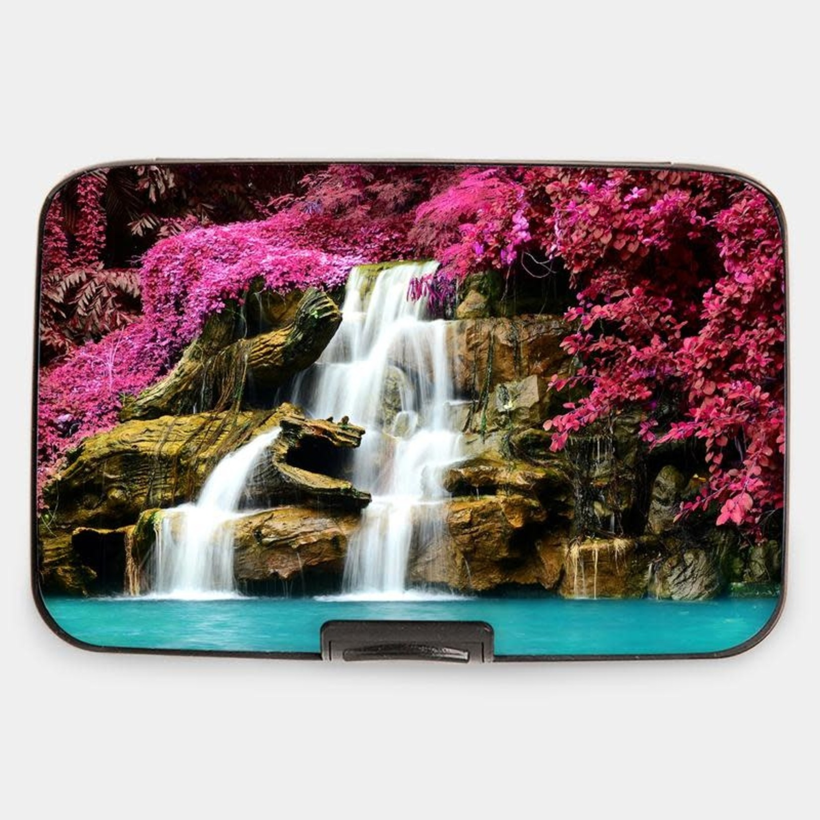 Monarque Armored Wallet - Waterfall
