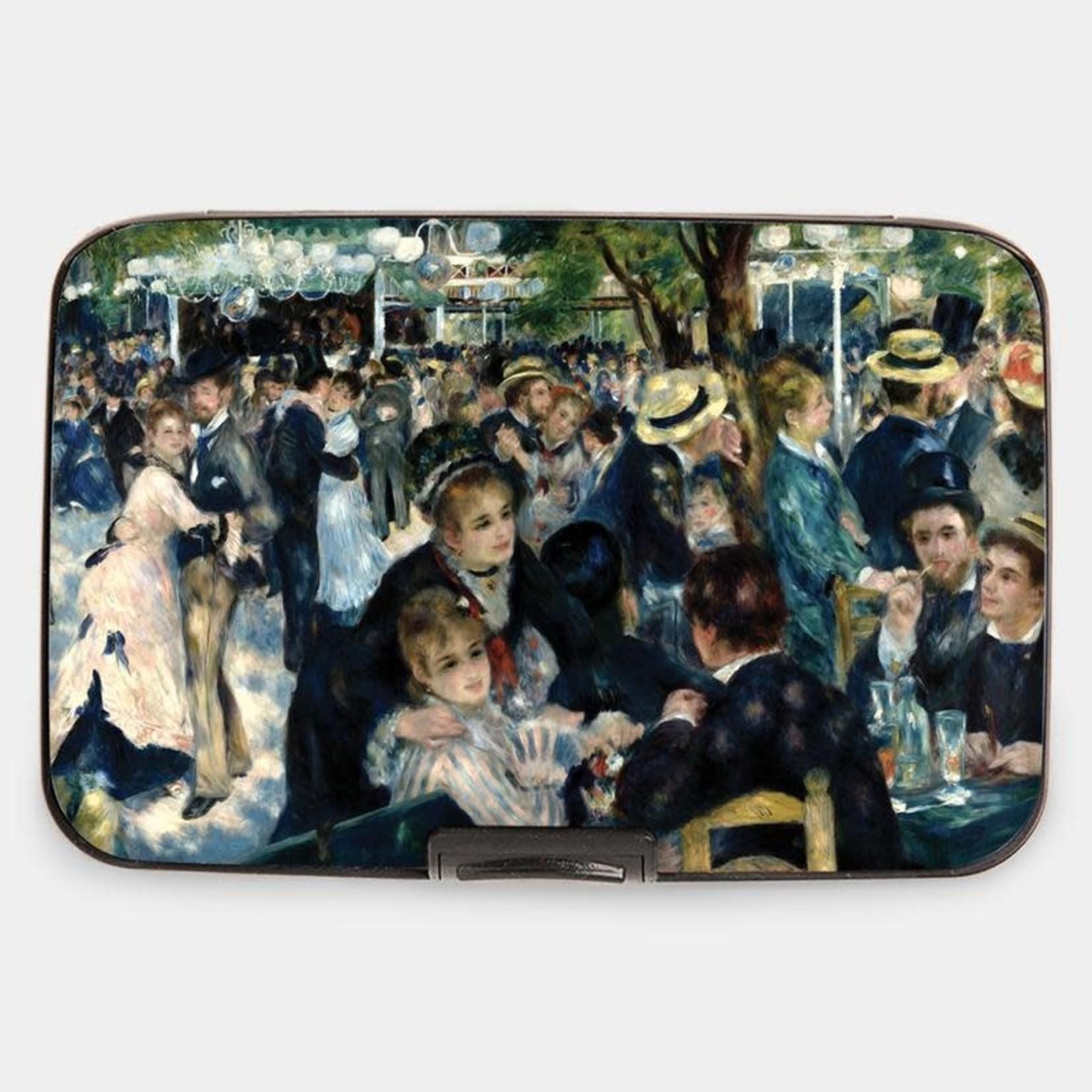 Monarque Armored Wallet - Renoir - Le Moulan De La Gallette