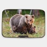 Monarque Armored Wallet - North American Bear