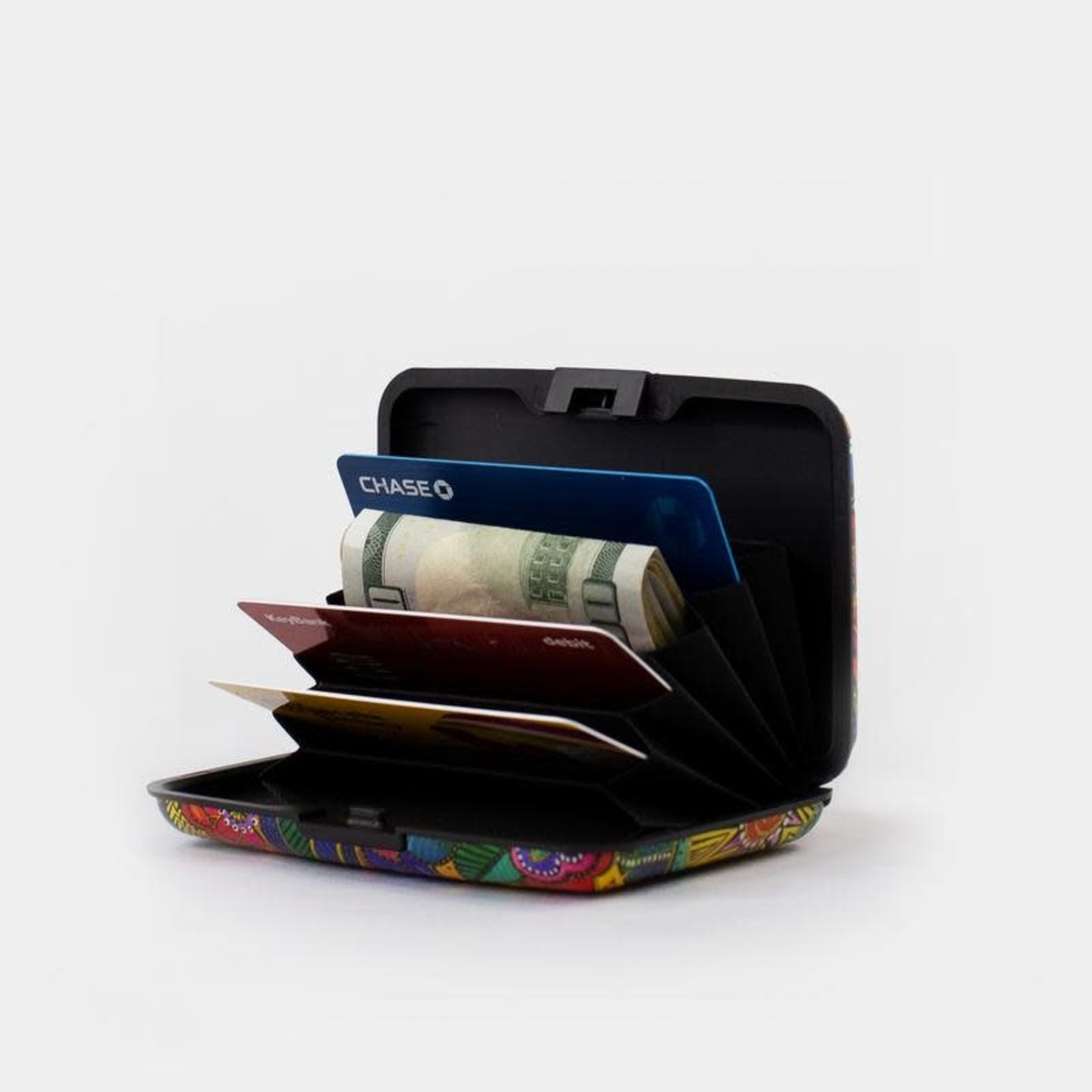 Monarque Armored Wallet - Da Vinci - Mona Lisa