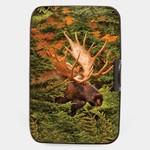 Monarque Armored Wallet - North American Moose