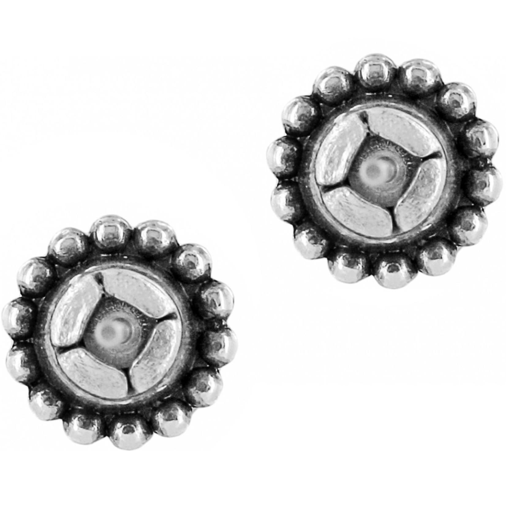 Brighton J2049L Peridot Twinkle Mini Post Earrings