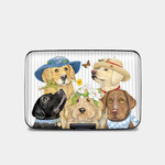 Monarque Armored Wallet - Mary Lake - Thompson Dogs