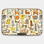 Monarque Armored Wallet - Canine Characters