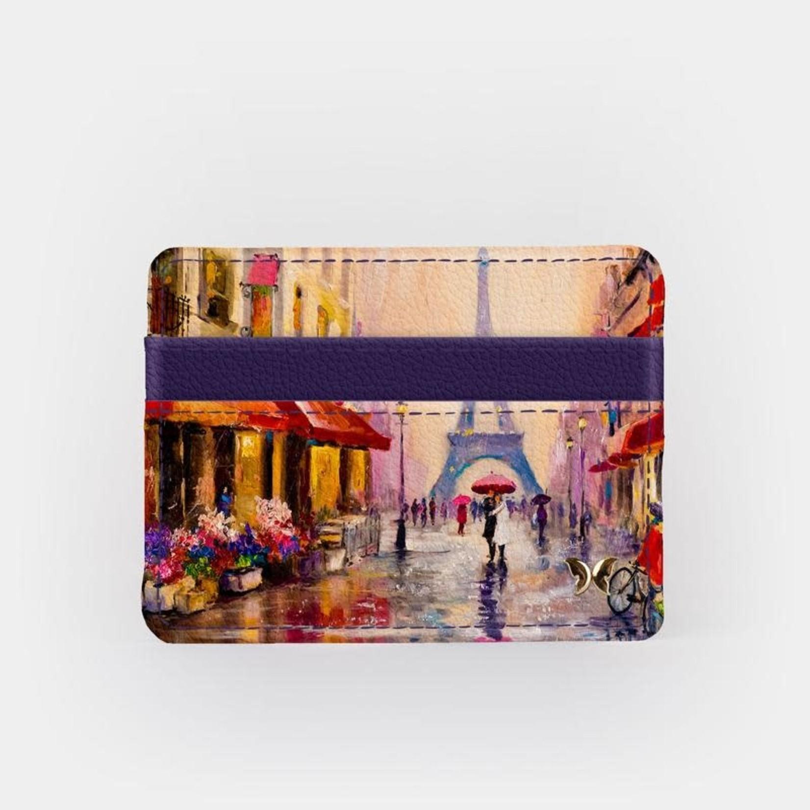 Monarque Slim Wallet - Travel Paris