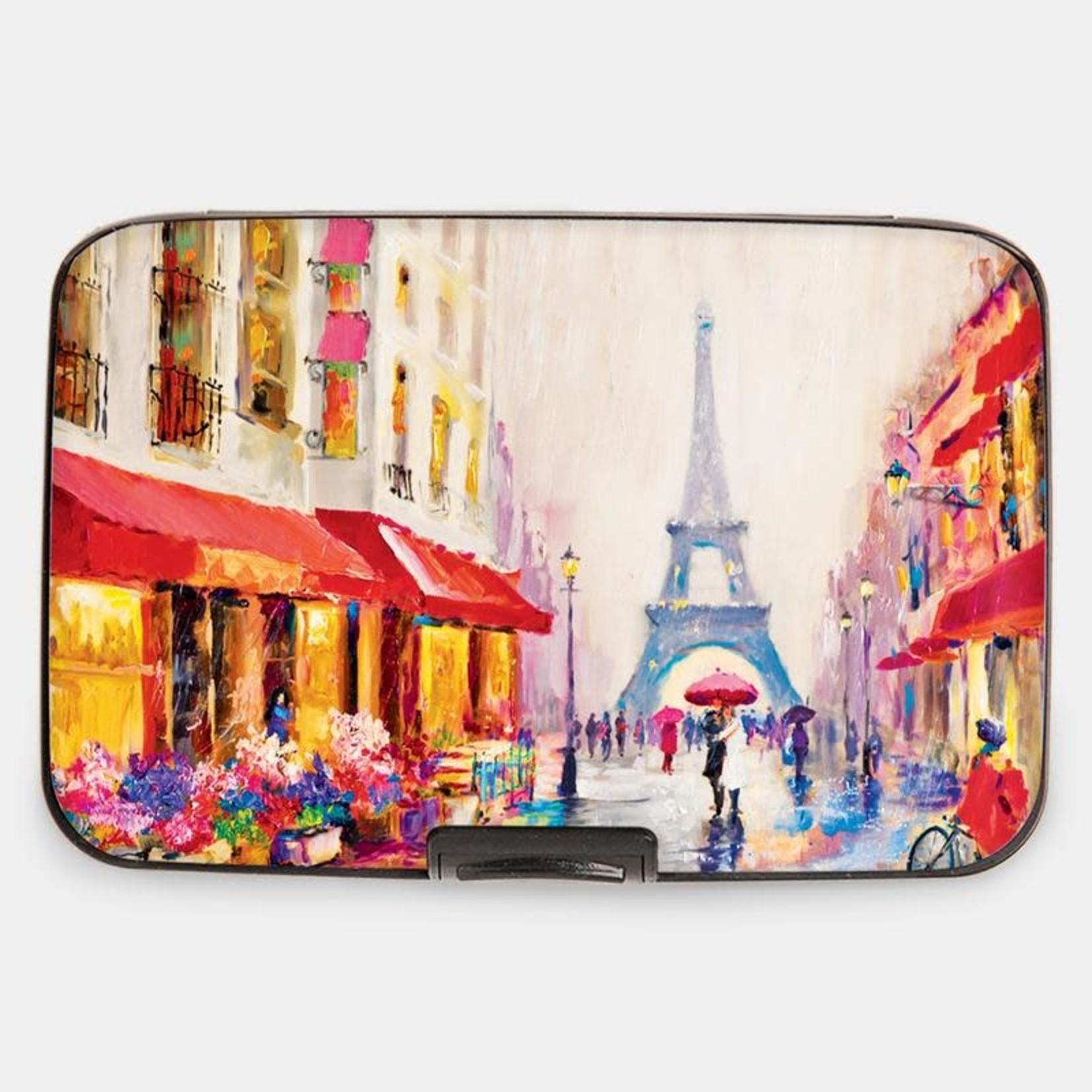 Monarque Armored Wallet - Travel Paris