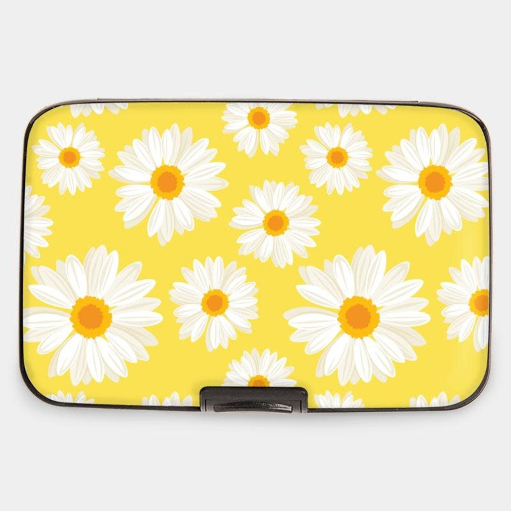 Monarque Armored Wallet - Yellow Daisies