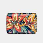 Monarque Armored Wallet - Frida Kahlo - Tiger Lilies