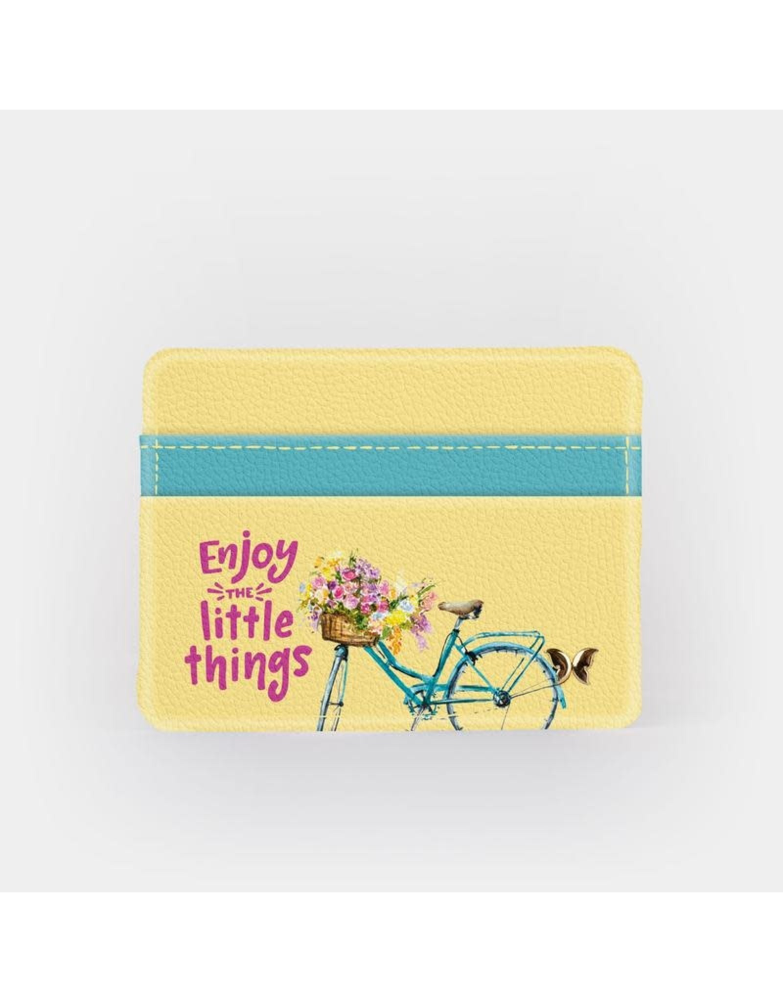 Monarque Slim Wallet - Enjoy Little Things