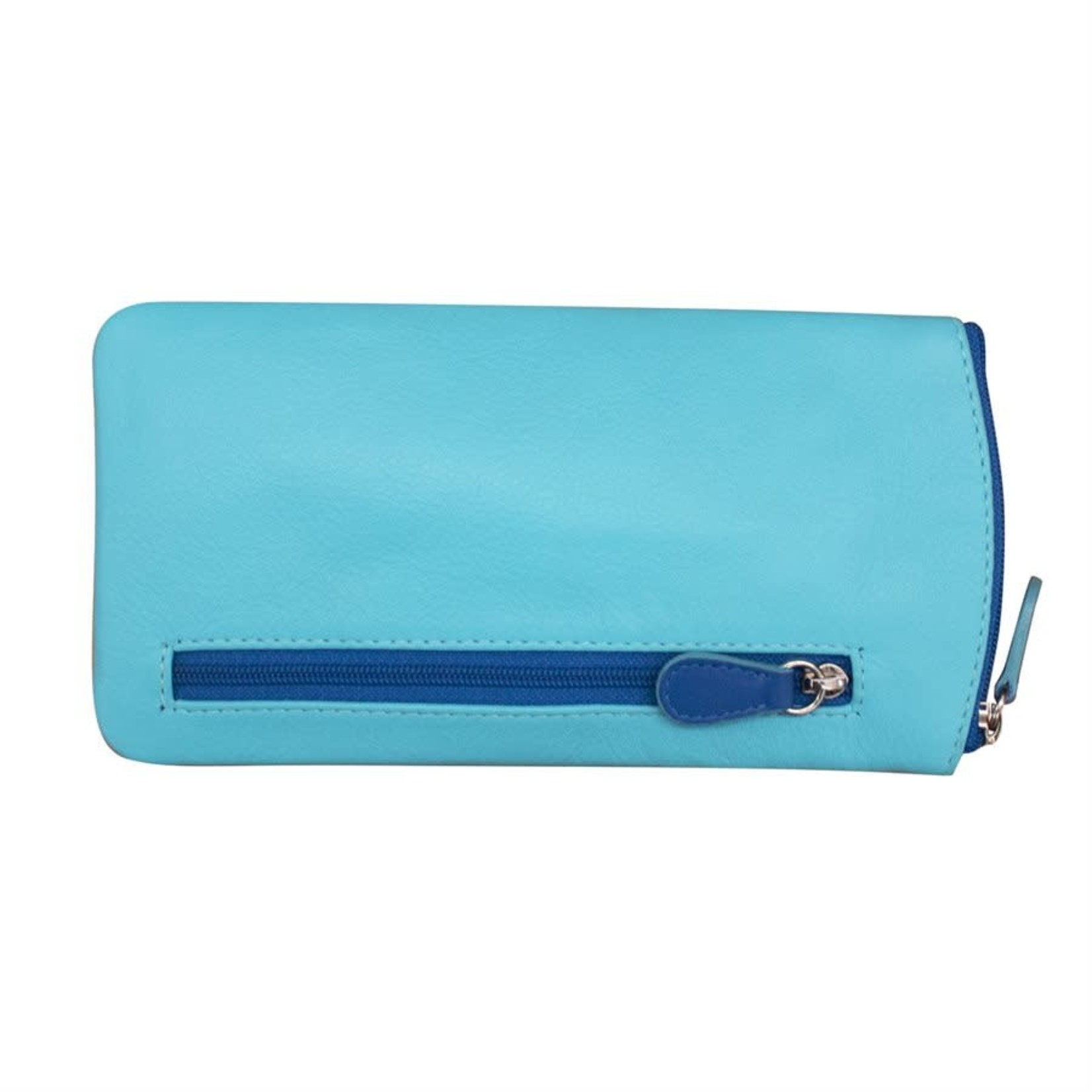 Leather Handbags and Accessories 6462 Mykonos - Leather Eyeglass Case