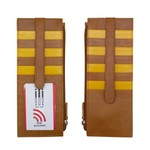 Leather Handbags and Accessories 7800 Yellowstone - RFID Card Holder
