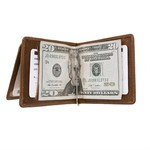 Leather Handbags and Accessories 7916 Mens Wallet Toffee