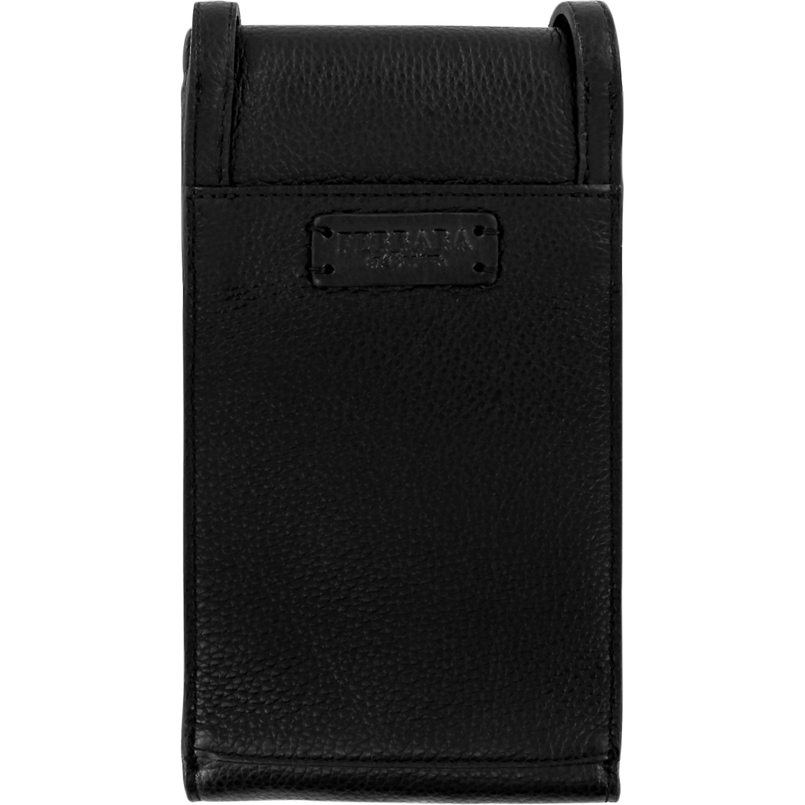 Brighton E53163 Ferrara Phone Organizer - Black