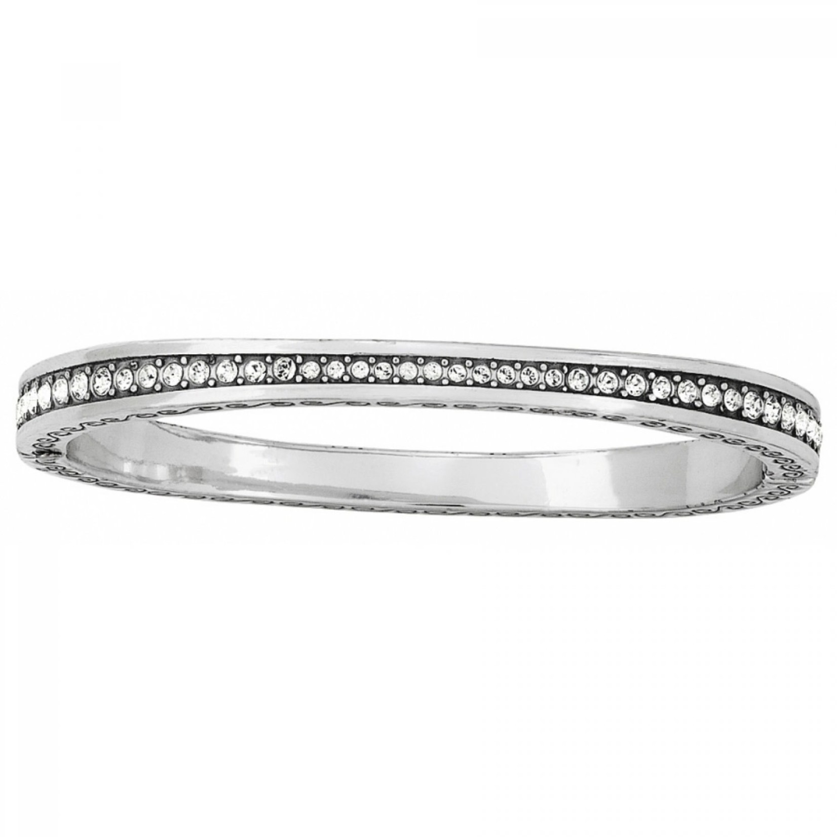Brighton J37922 Secret of Love Hinged Bangle