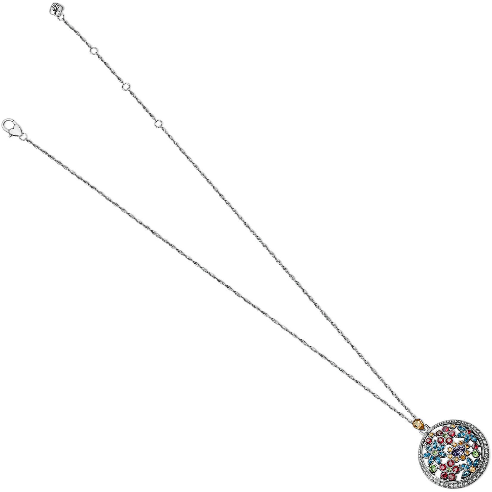 Brighton JM3083 Trust Your Journey Garden Convertible Necklace