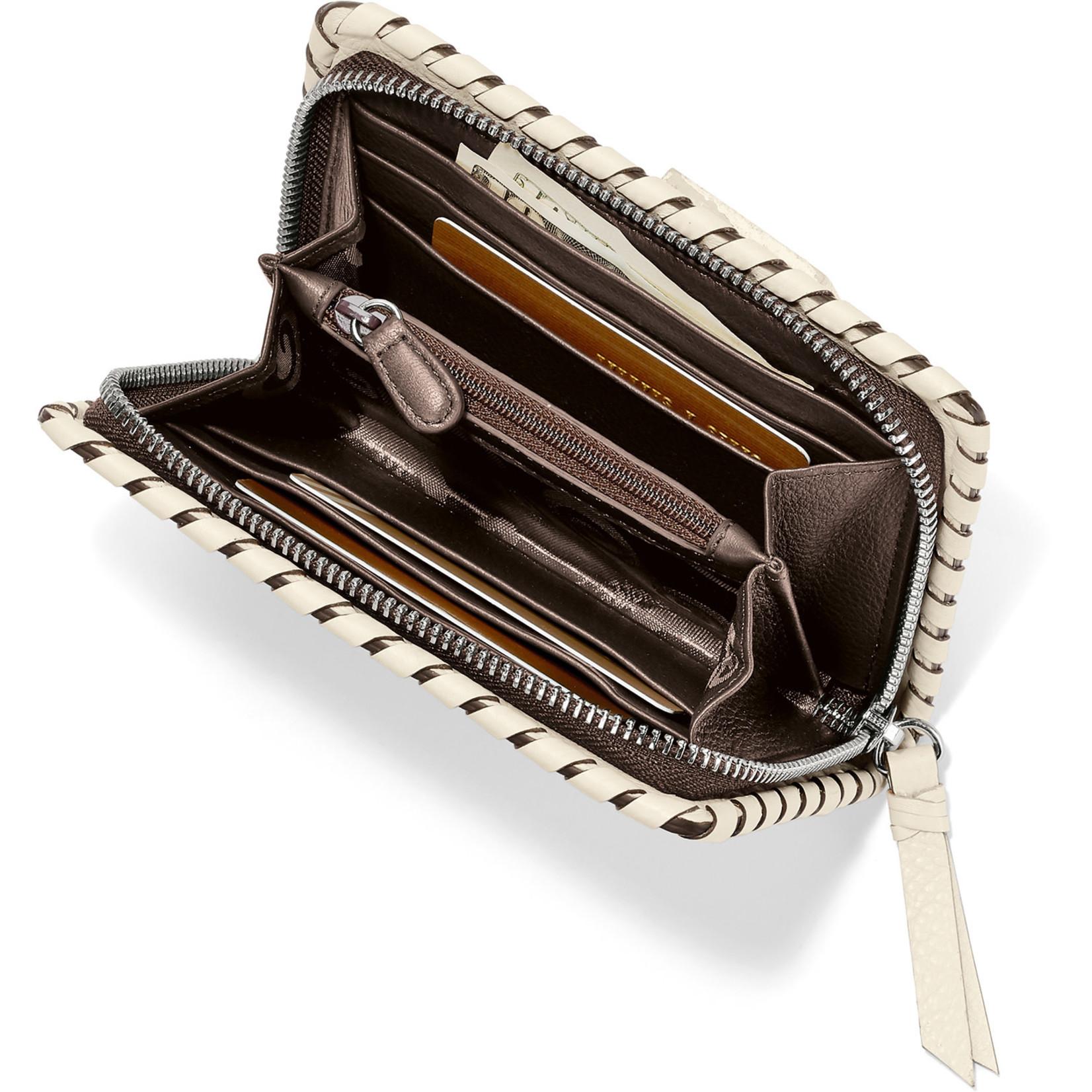 Brighton T22572 Ferrara Santorini Medium Wallet