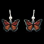 d'ears 1605 Monarch Earrings