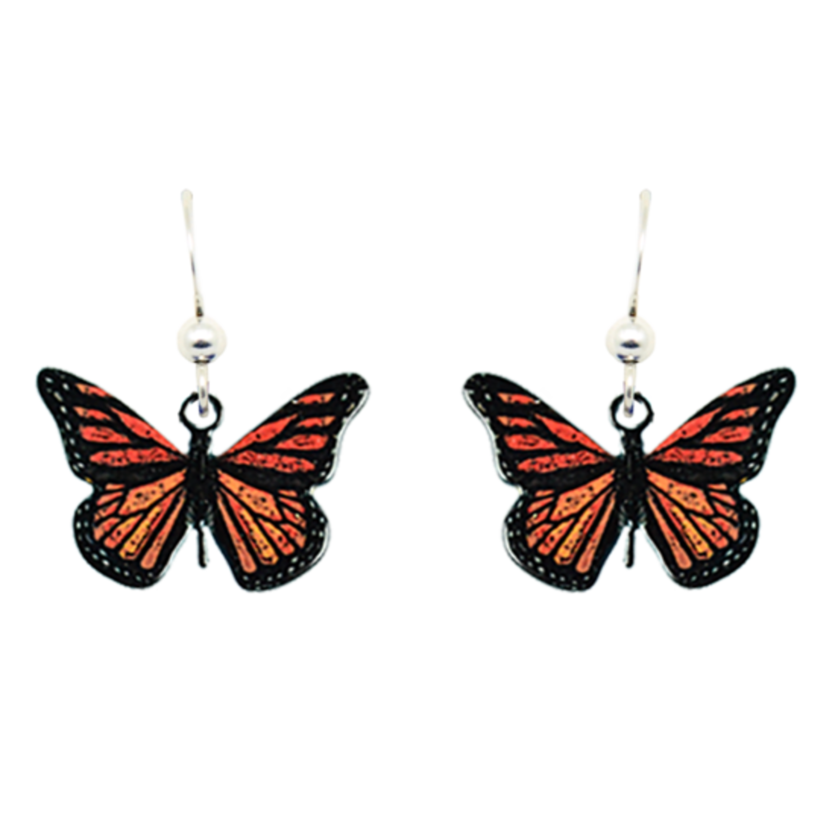 d'ears 1605 Monarch Earrings