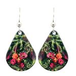 d'ears 2460 Terra Flora, Alaso Earrings