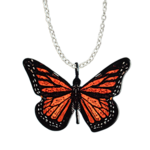 d'ears 4159X Monarch Necklace
