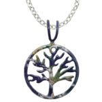 d'ears 4645X Tree of Life Necklace
