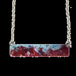 d'ears 4706X Bronze Patina Necklace