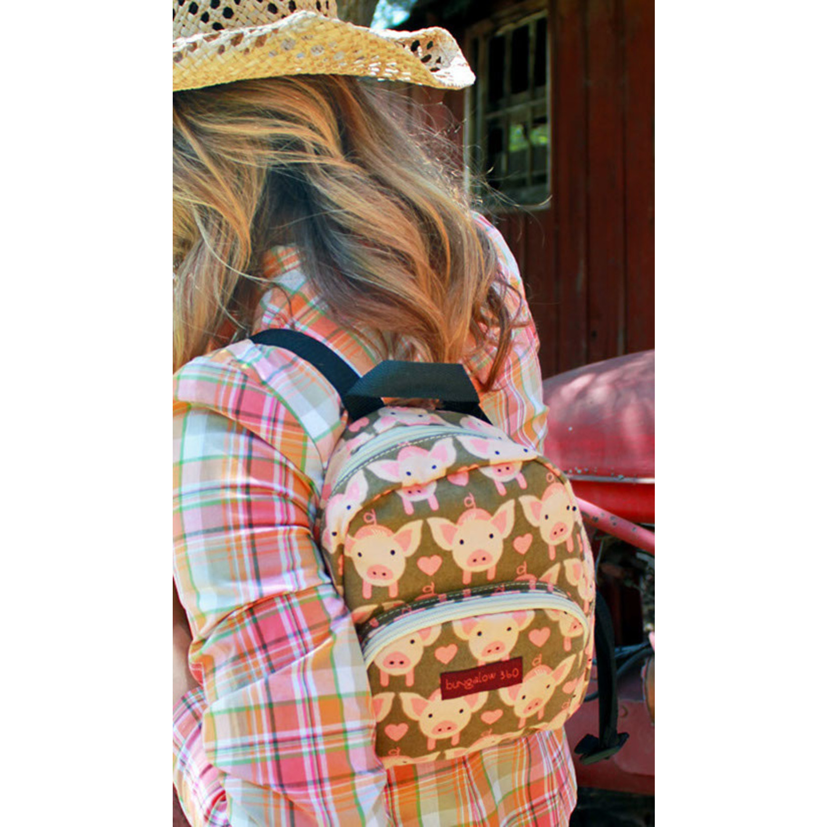 Bungalow 360 Kids Backpack - Fish