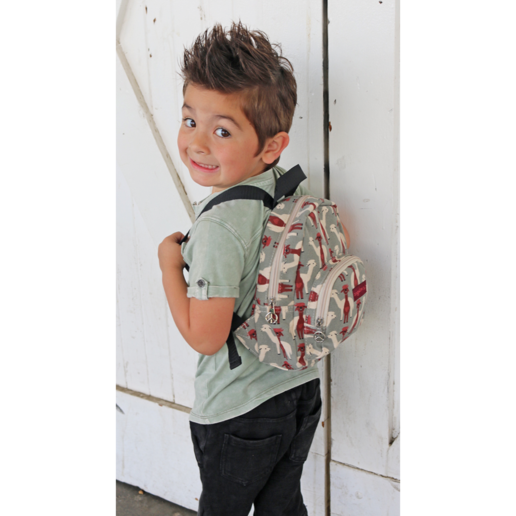 Bungalow 360 Kids Backpack - Octopus