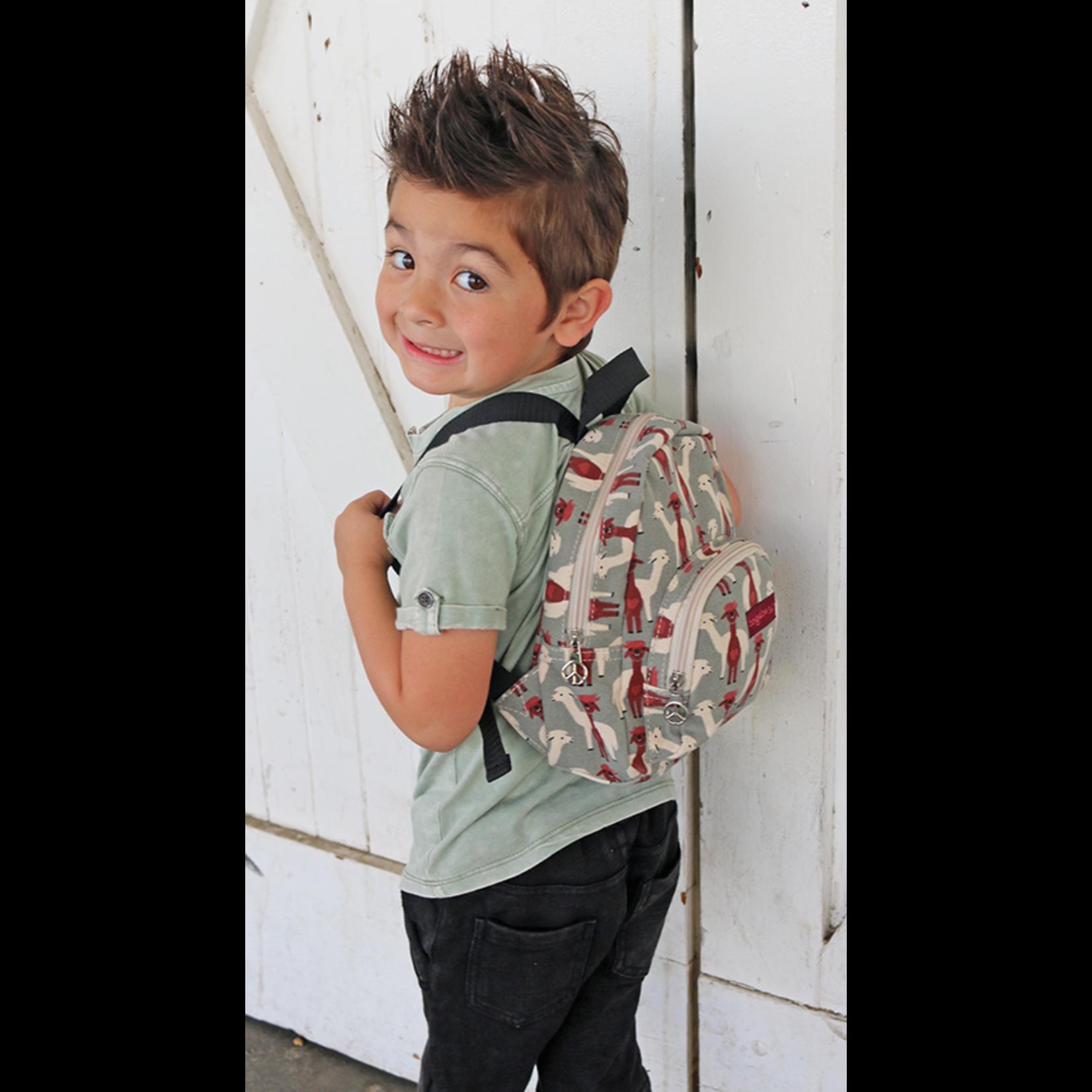 Bungalow 360 Kids Backpack - Sea Turtle