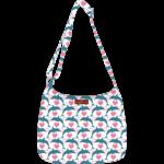 Bungalow 360 Messenger Bag - Dolphin