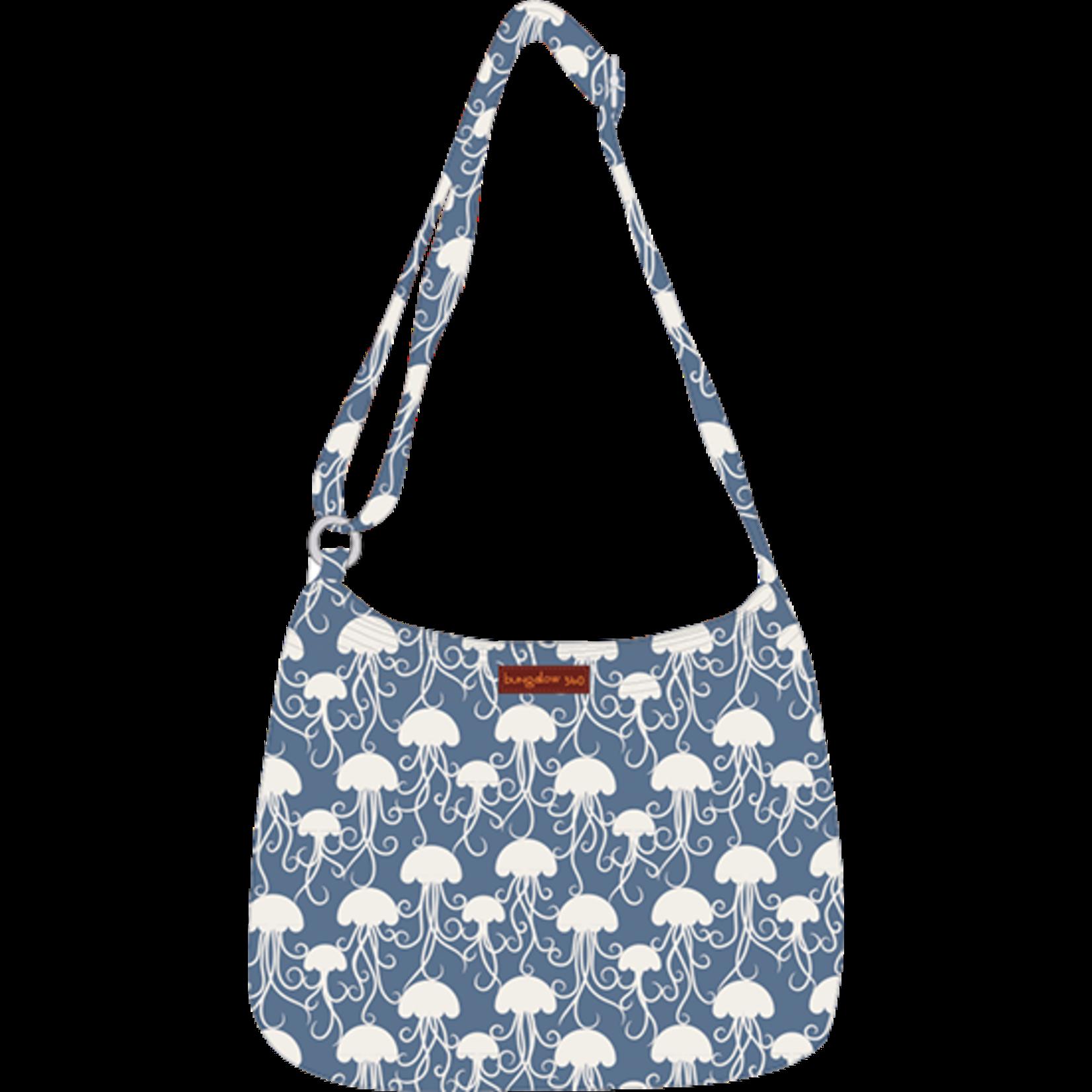 Bungalow 360 Messenger Bag - Jellyfish