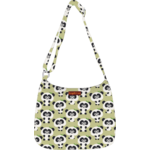 Bungalow 360 Messenger Bag - Panda