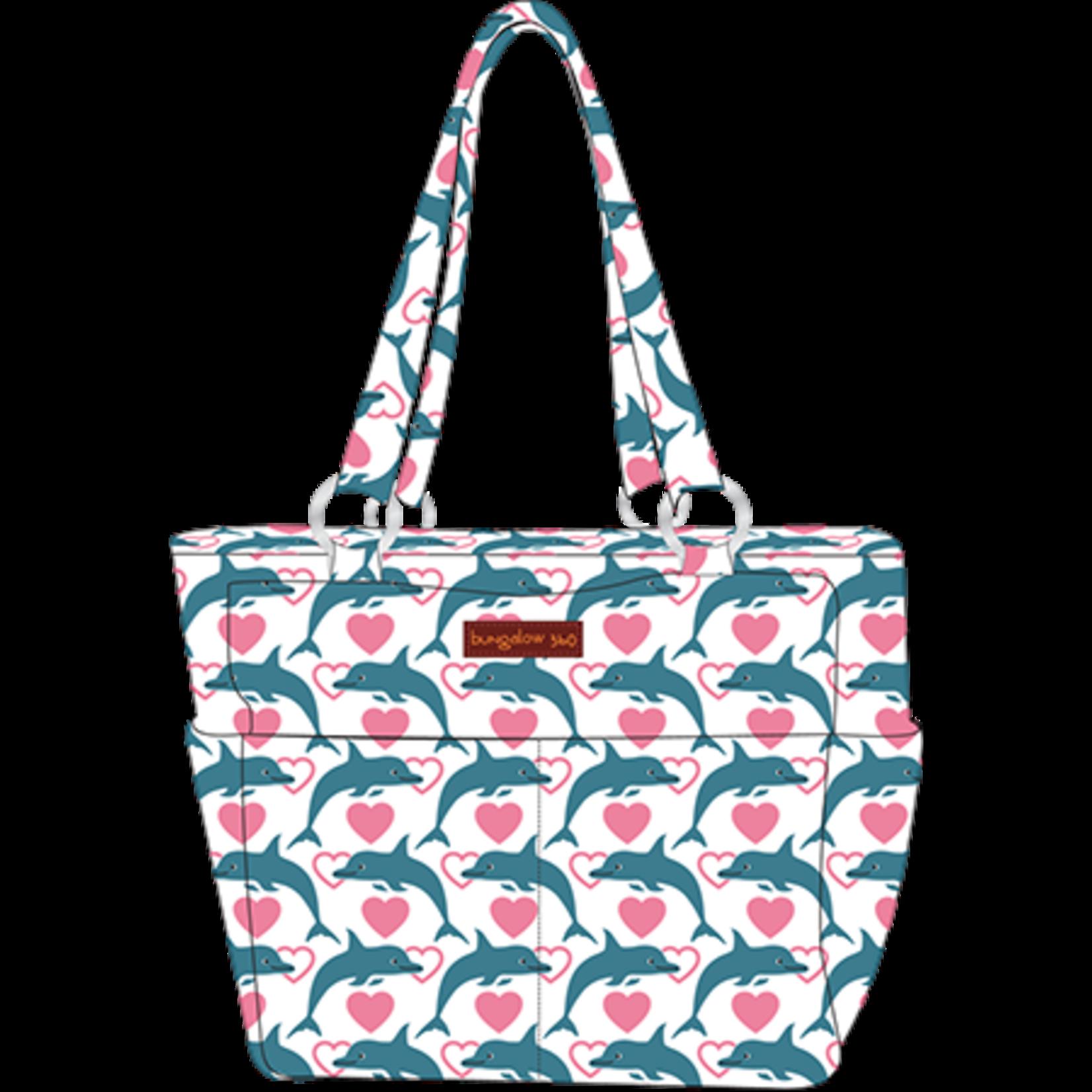 Bungalow 360 Pocket Bag - Dolphin