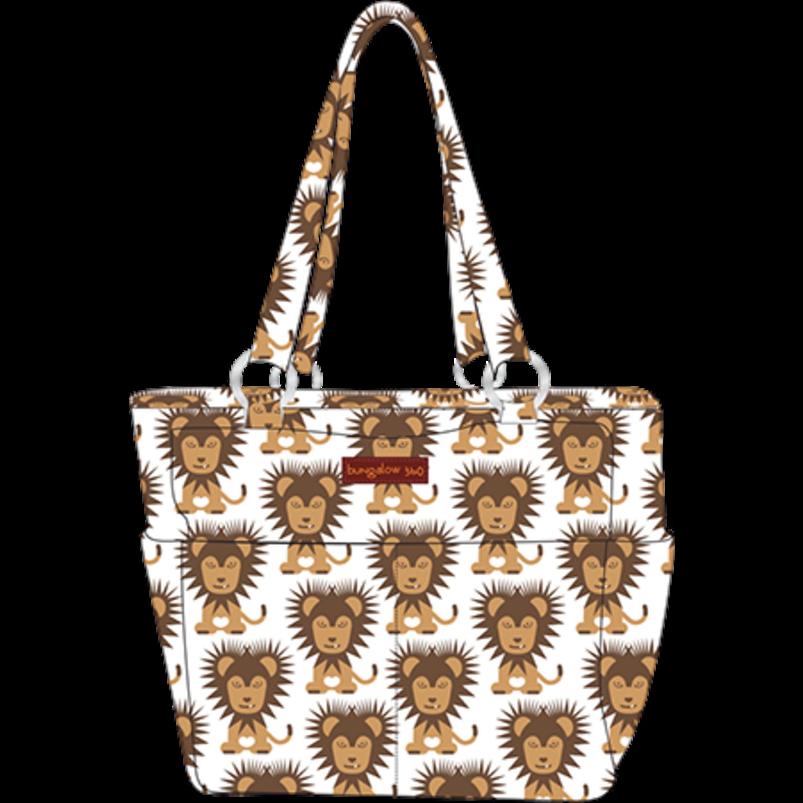 Bungalow 360 Pocket Bag - Lion
