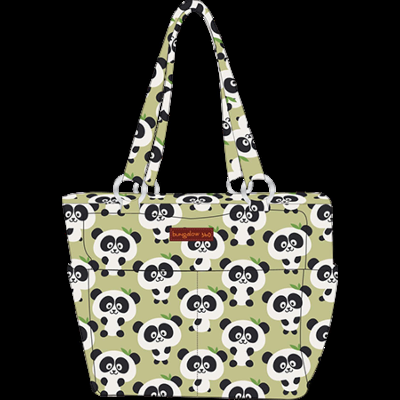 Bungalow 360 Pocket Bag - Panda