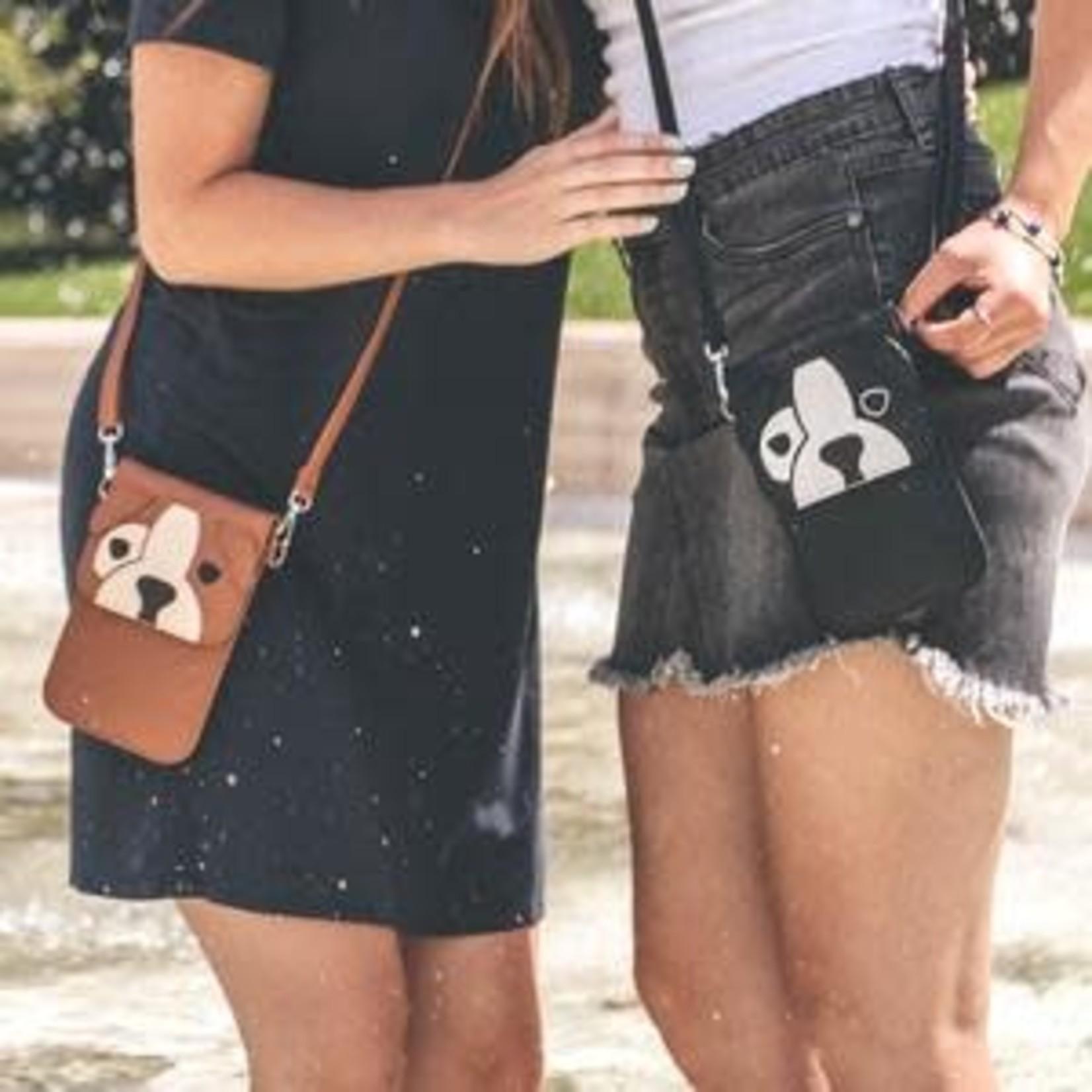Save The Girls Dog - Black