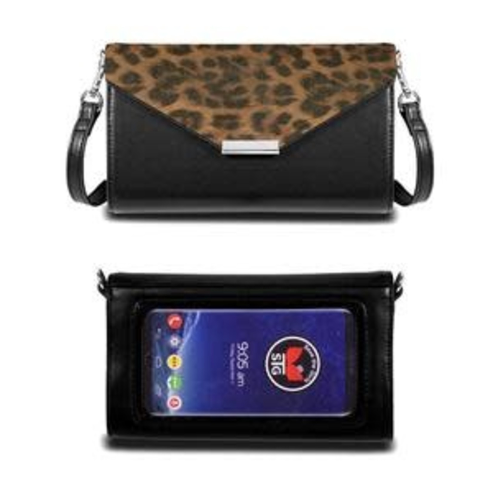 Save The Girls Timeless - Leopard Brown