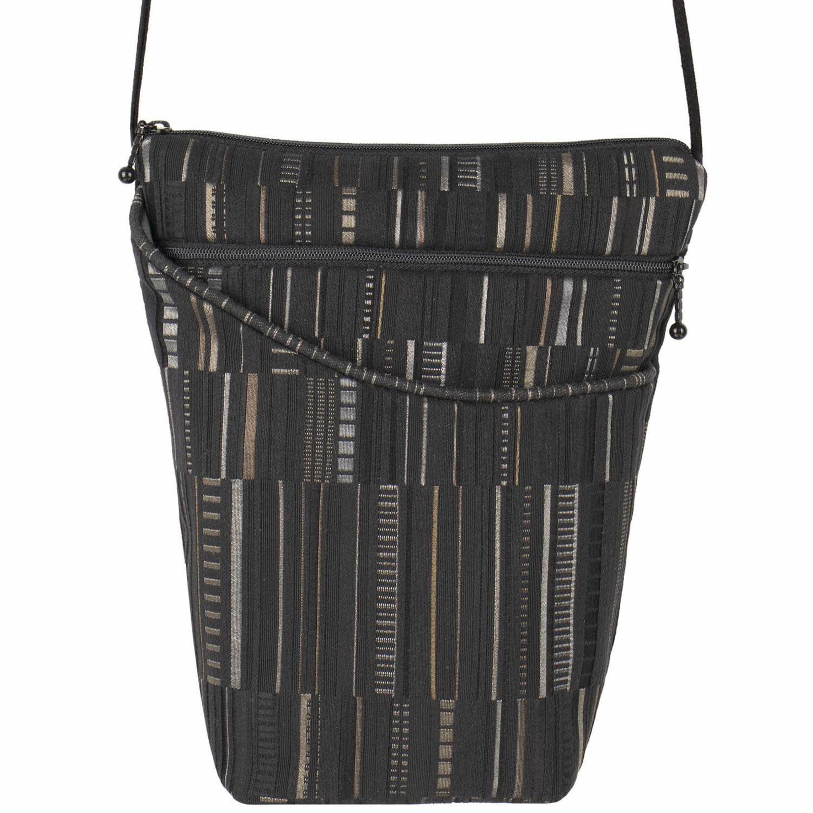 Maruca City Girl FW21 - Bark Cloth Black