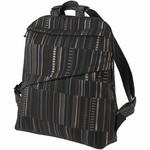 Maruca Lady Bird Backpack FW21 - Bark Cloth Black