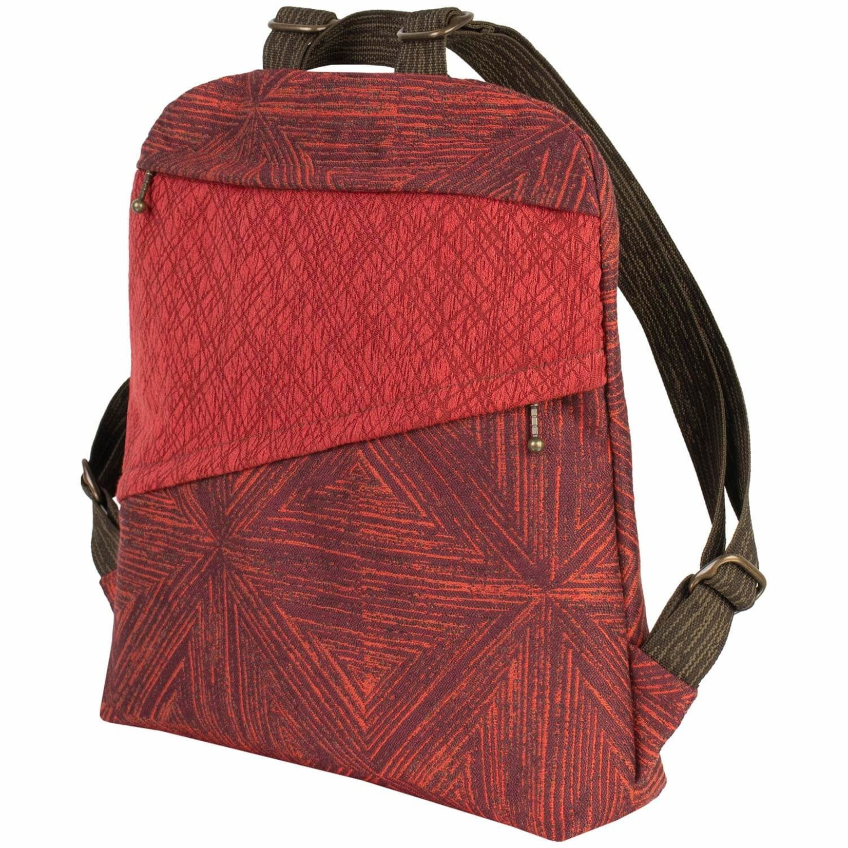Maruca Lady Bird Backpack FW21 - Heartwood Red