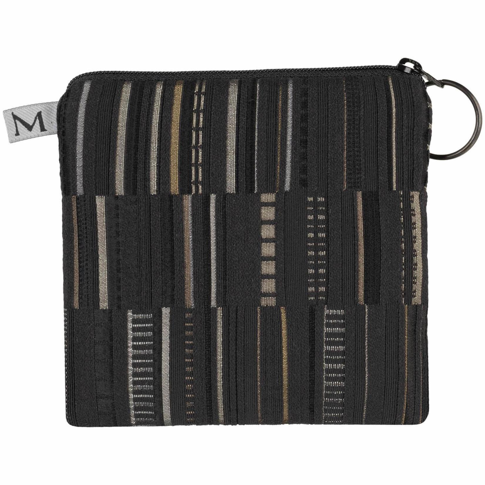 Maruca Roo Pouch FW21 - Bark Cloth Black