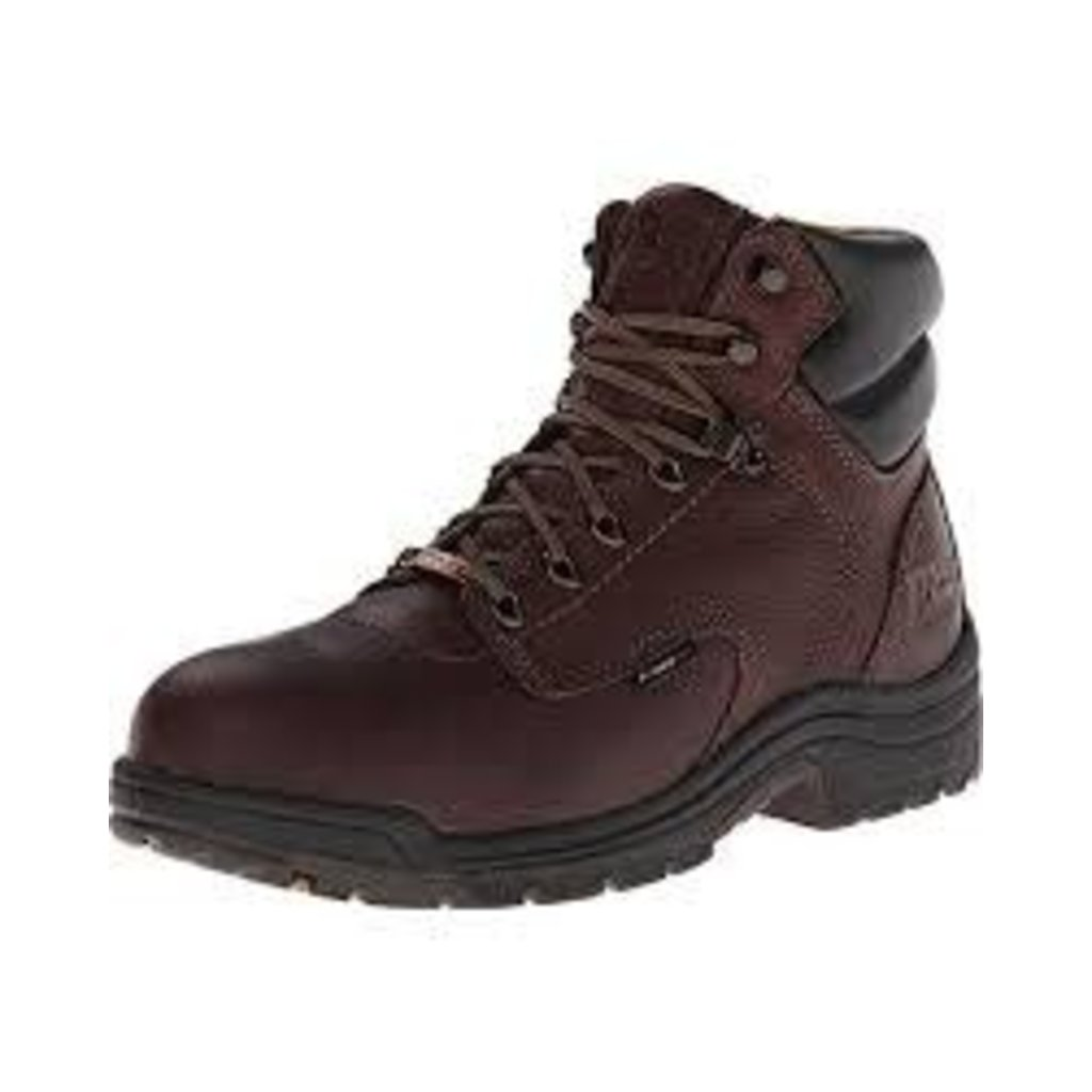 "Timberland Men's 6"" Titan Brown AT/EH/WP Work Boot"